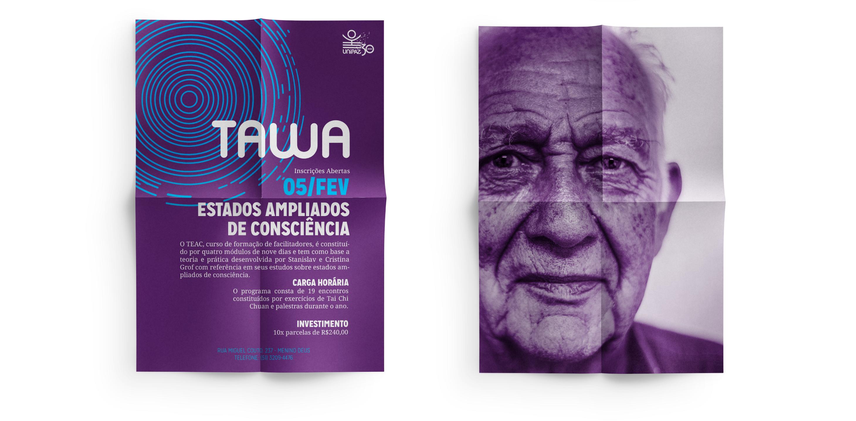 Identidade Visual Tawa Abio Design Lab - Transmuta