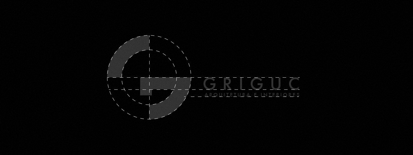 Identidade Visual Griguc Arquitetura e Interiores - Griguc