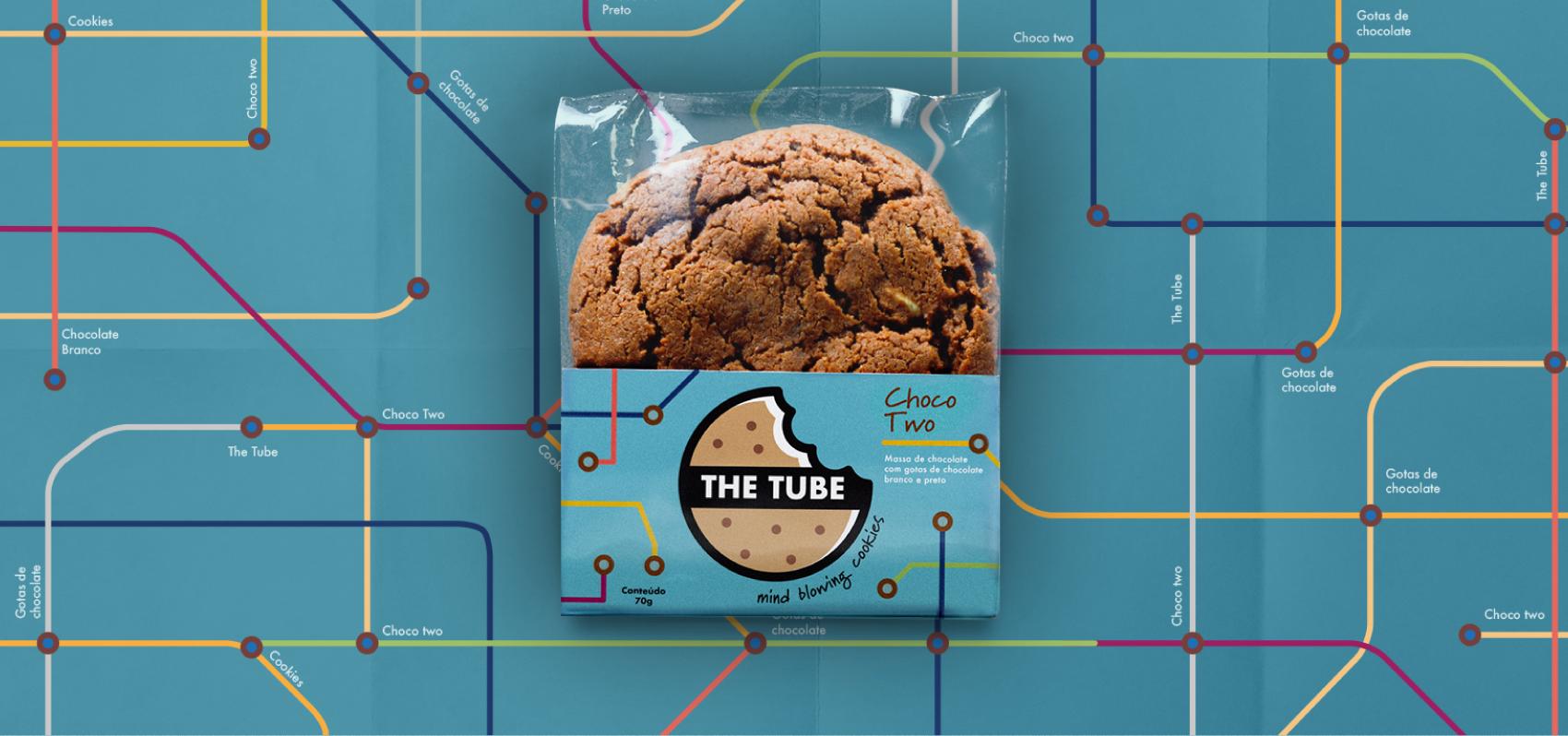 Abio - Embalagem The Tube - The Tube