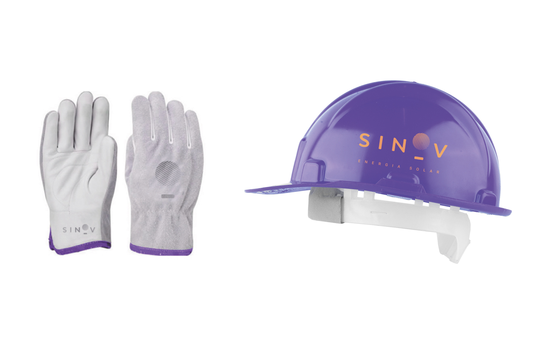 Name e Identidade Visual Sinov - Sinov Energia Solar