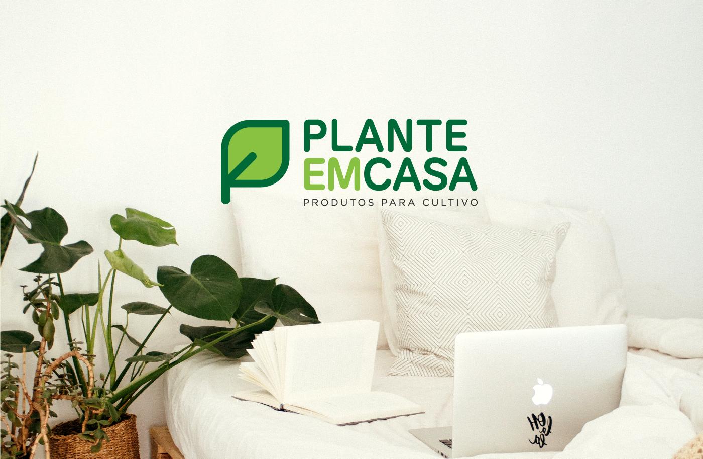 Plante em casa - Plante em Casa