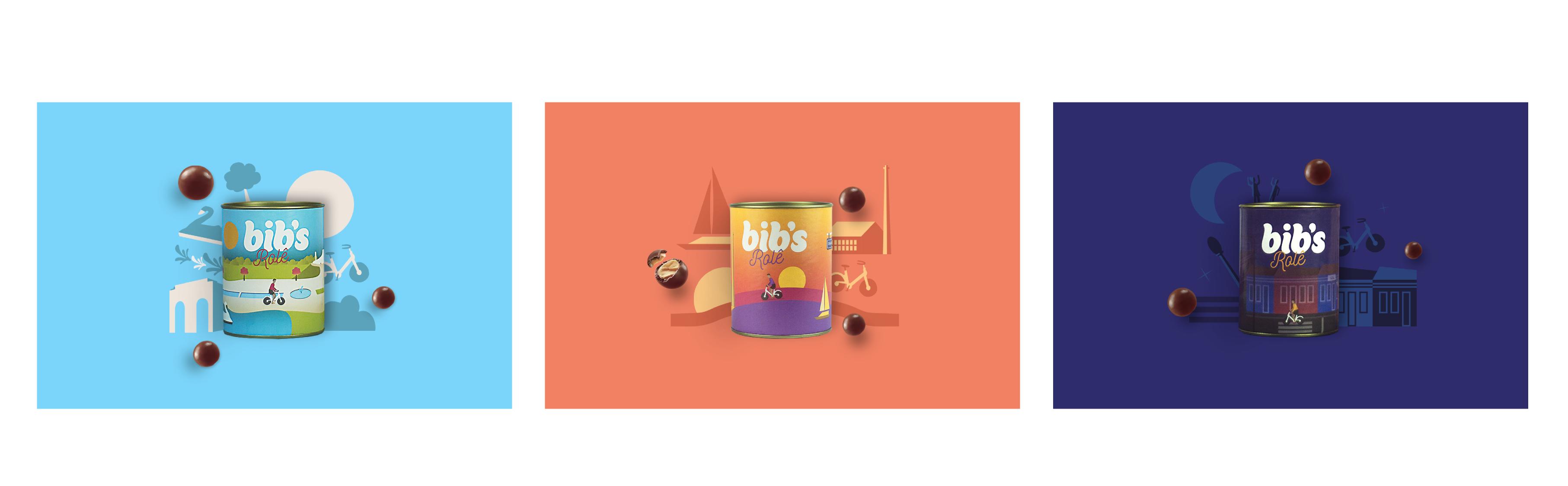 Abio Design Projeto Bib`s Rolê - Bib`s