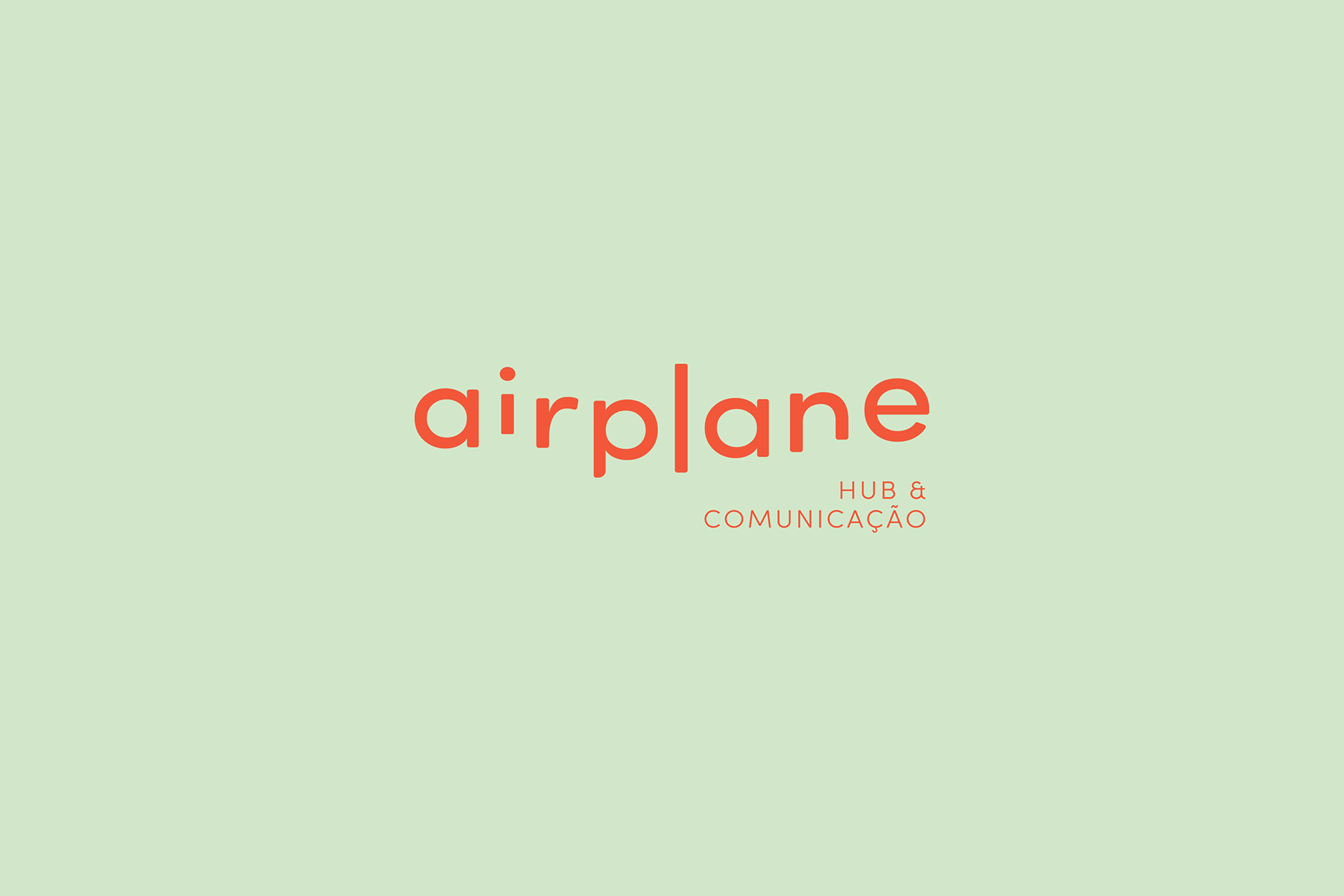 Identidade Visual Airplane - Airplane